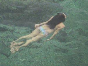 Frustrated Mermaid