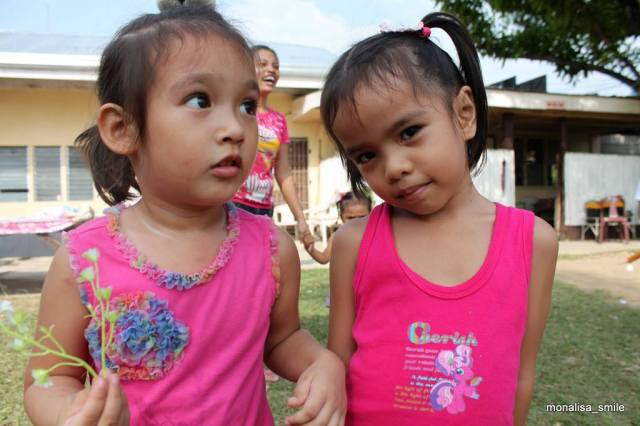 They are the little girls always asking for attention and fun and games.