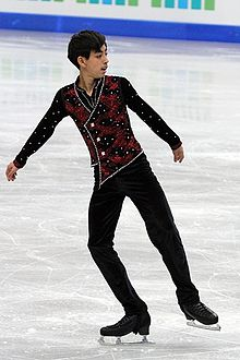 First ever South East Asia Winter Olympian.